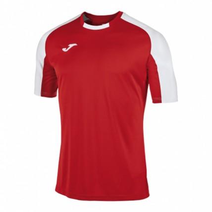Футболка красно-белая ESSENTIAL 101105.602