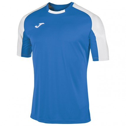 Футболка сине-белая ESSENTIAL 101105.702