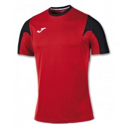 Футболка красно-черная ESTADIO 100146.601