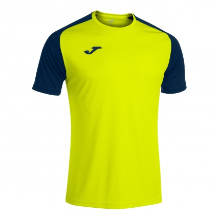 Футболка желто-т.синяя ACADEMY IV 101968.063