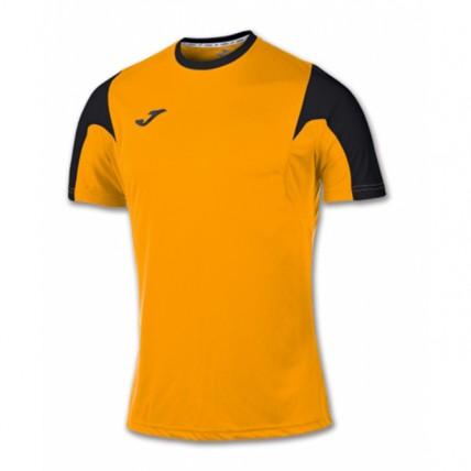 Футболка желто-черная ESTADIO 100146.080