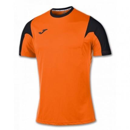 Футболка оранжево-черная ESTADIO 100146.801