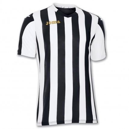 Футболка черно-белая COPA 100001.100