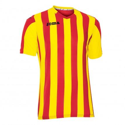 Футболка красно-желтая COPA 100001.609