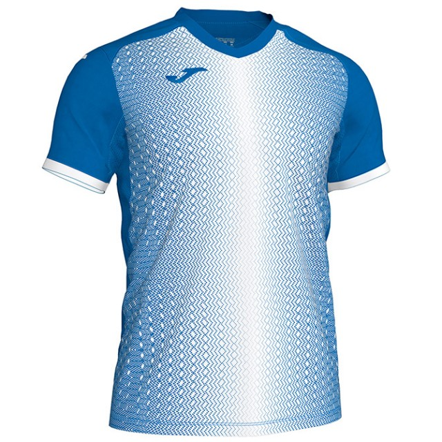 Футболка сине-белая SUPERNOVA 101284.702