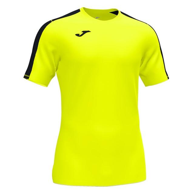Футболка лимонно-черная ACADEMY III 101656.061