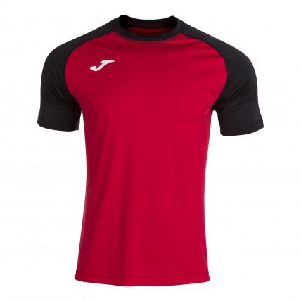 Футболка красно-черная ACADEMY IV 102218.601
