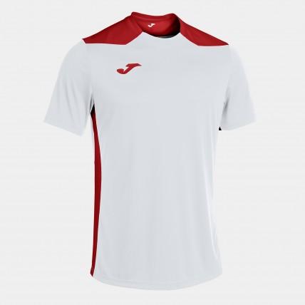 Футболка бело-красная CHAMPIONSHIP VI 101822.206