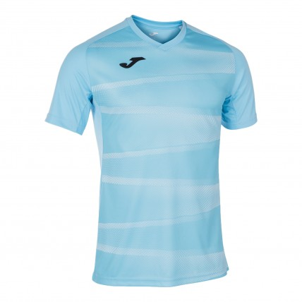 Футболка голубая GRAFITY II 101901.352