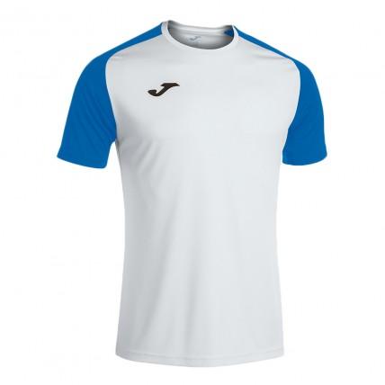 Футболка бело-синяя ACADEMY IV 101968.207
