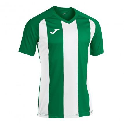 Футболка зелено-белая PISA II 102243.452