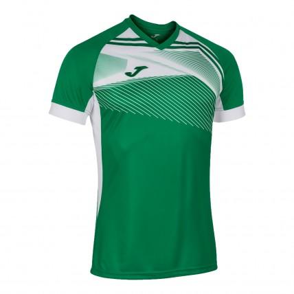 Футболка зелено-белая SUPERNOVA II 101604.452