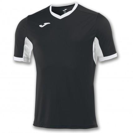 Футболка черно-белая к/р CHAMPION IV 100683.102