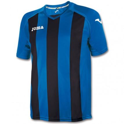 Футболка черно-синяя Pisa 12 1202.98.071