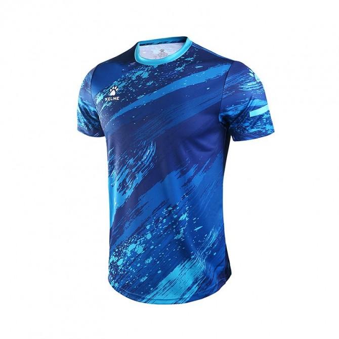 Футболка синяя 8051ZB1003.9432