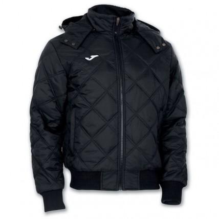 Куртка короткая черная ALASKA II 100080.100