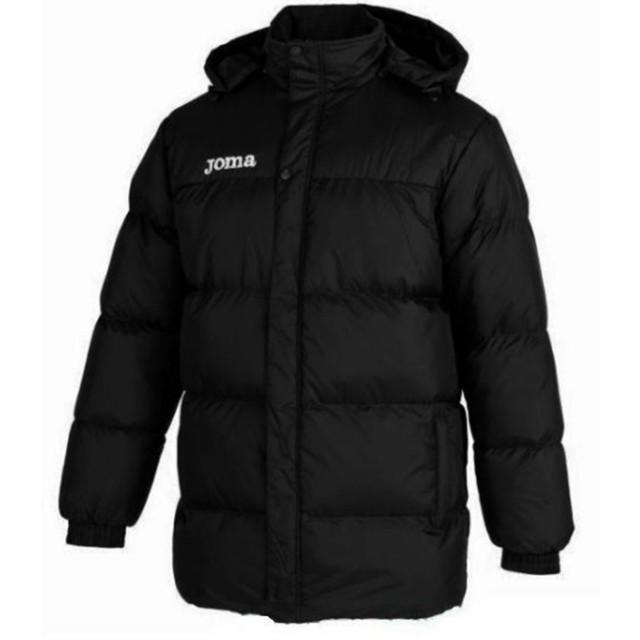 Куртка черная ALASKA II 101138.100