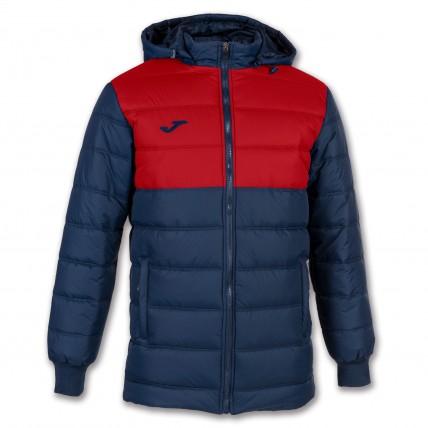 Куртка т.сине-красная URBAN II 101292.336