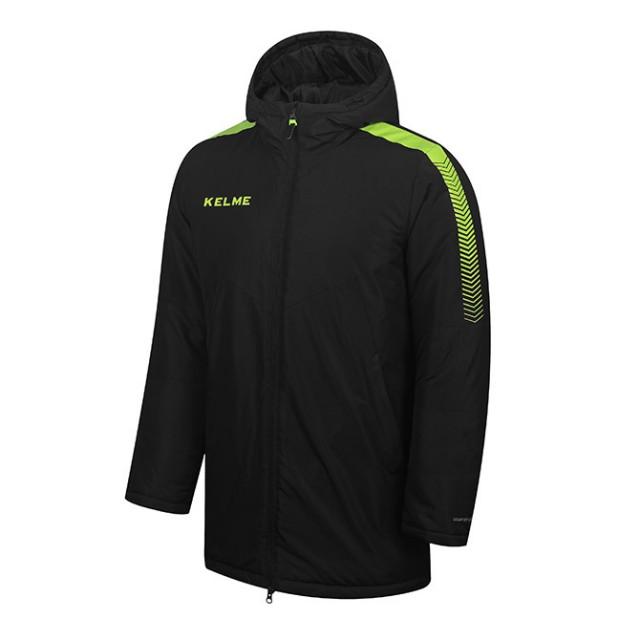Куртка черно-салатовая PRIMERA 3871403.9012