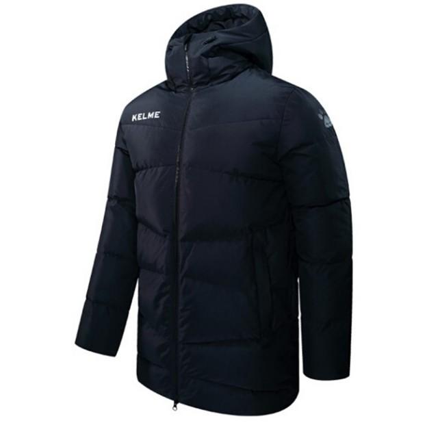 Куртка черная KELME DOWN 3881408.9000