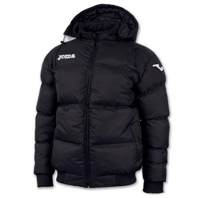 Куртка зимняя черная ALASKA 8001.12.10