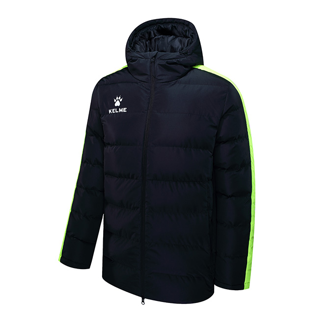 Куртка черно-желтая NEW STREET 3883405.9012