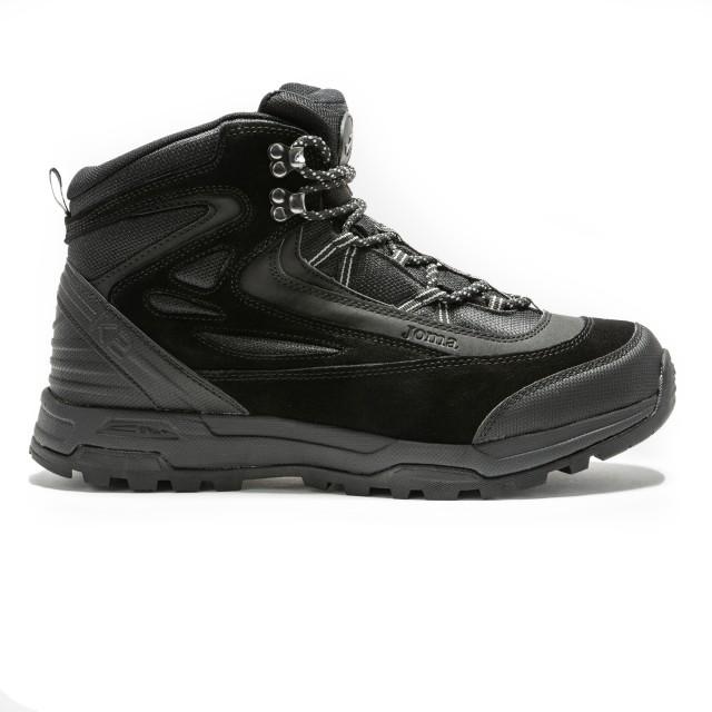 Ботинки мужские черные TK.K-2 TK.K2W-901