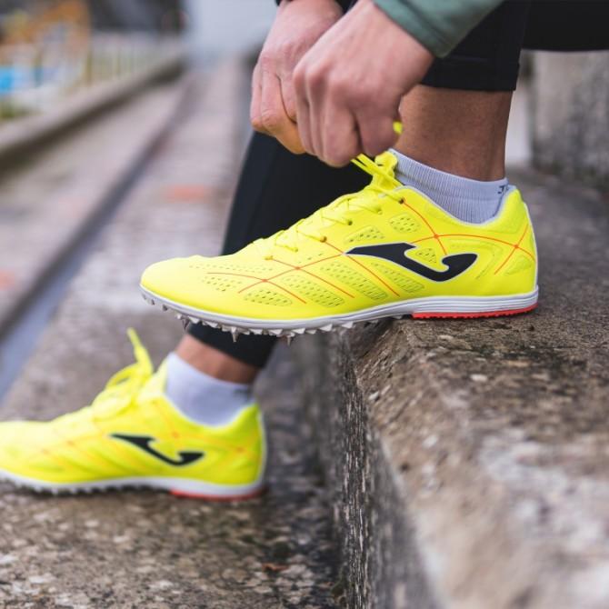 Обувь для бега с шипами 6729 SPIKES