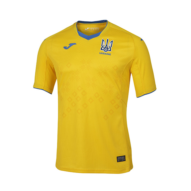 Футболка сборной Украины с футболу FFU101011.20