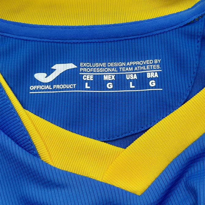 Футболка сборной Украины с футболу FFU101012.20