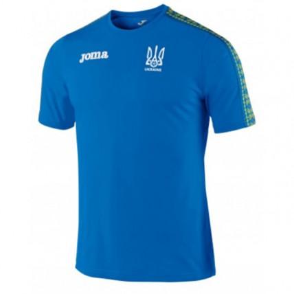Футболка тренировочная синяя FFU201022.17