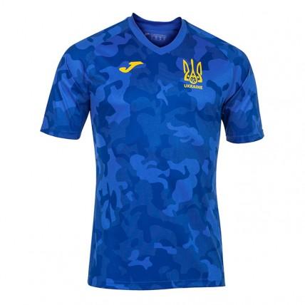 Футболка игровая сине-камуфляжная FFU201012.20