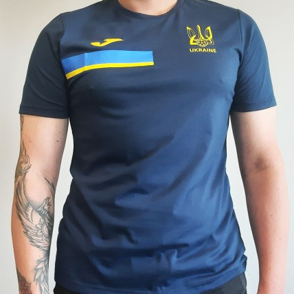Футболка т.сине-желтая ФФУ AT101347A339