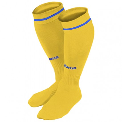 Гетры желтые FFU106011.17