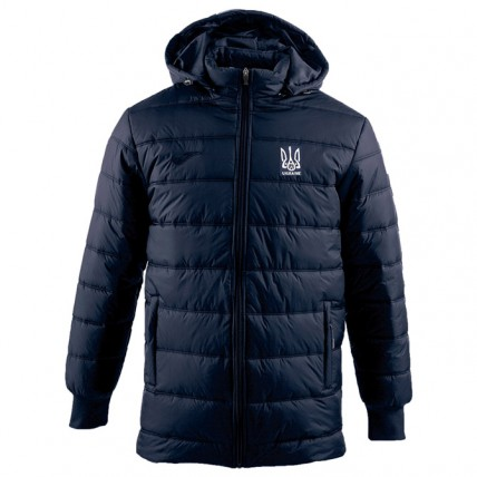 Куртка зимняя т.синяя FFU100659.300