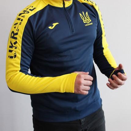 Реглан т.сине-желтый ФФУ AT102366A339