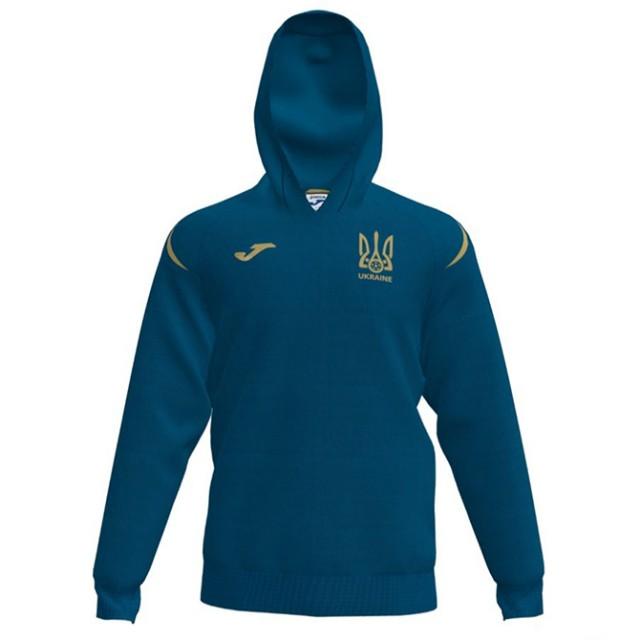 Реглан парадный с капюшоном т.синий ФФ Украины FFU311012.18