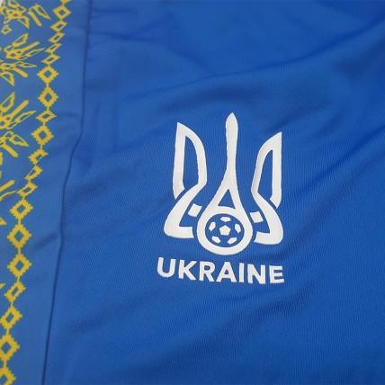 Шорты синие ФФ України FFU105021.18