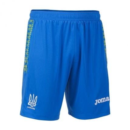 Шорты сборной Украины синие FFU105012.17