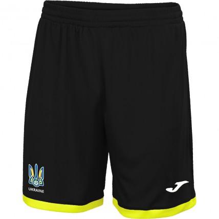 Вратарские шорты черные FFU105032.18