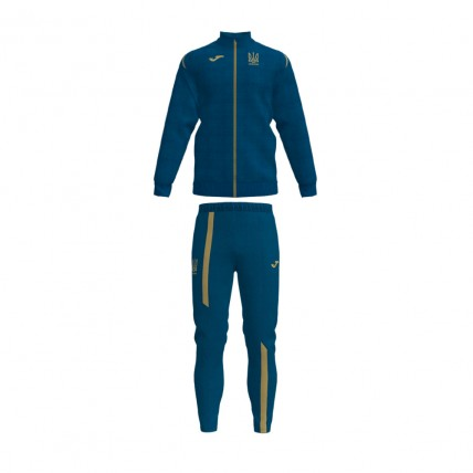 Спортивный костюм т.синий ФФ Украины FFU312012.18