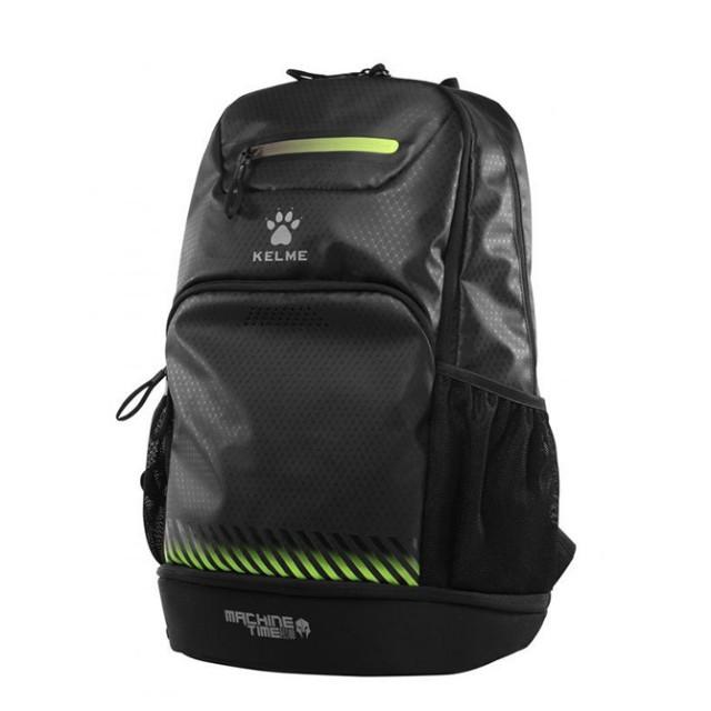 Рюкзак черно-салатовый SHOULDER 9876004.9010