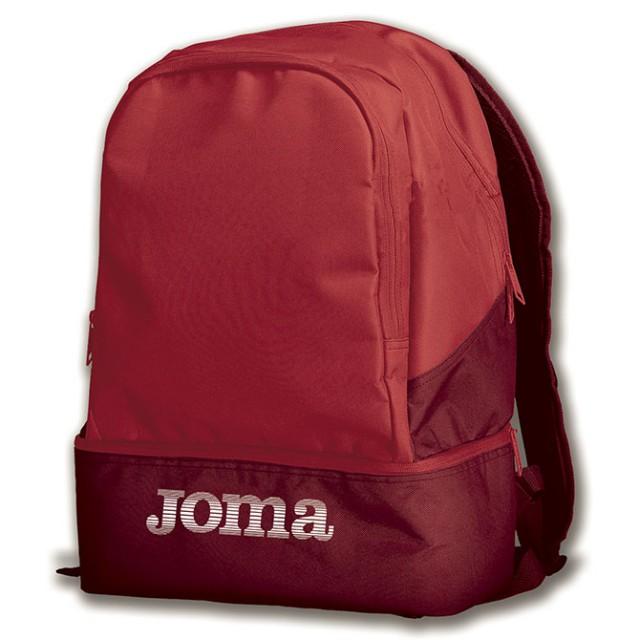 Рюкзак червоний  ESTADIO III 400234.600