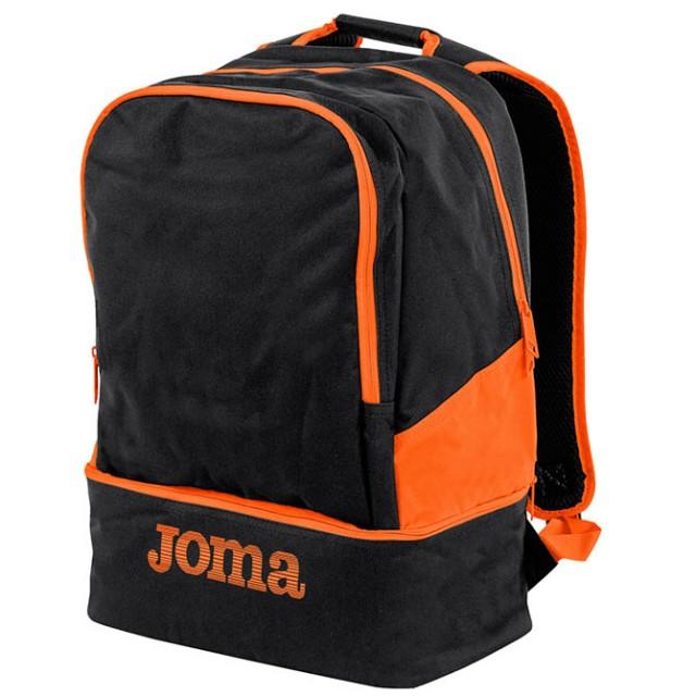 Рюкзак черно-оранжевый ESTADIO III 400234.120