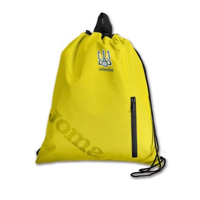 Сумка-мешок желтая ФФ Украины FFU400279900