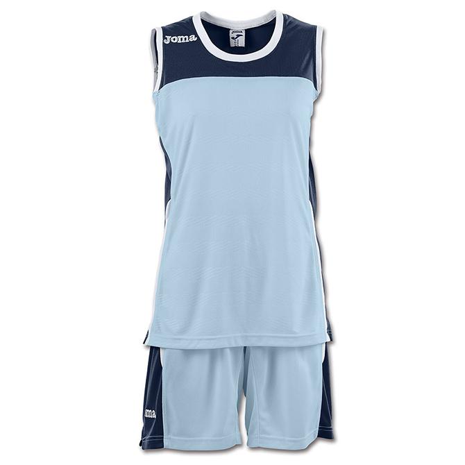 Форма баскетбольная жен. SET SPACE II 900376.353