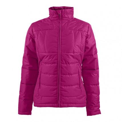 Куртка розовая жен.NEBRASKA 900389.500