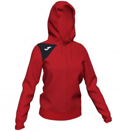 Олимпийка красно-черная женская SPIKE II 900869.601