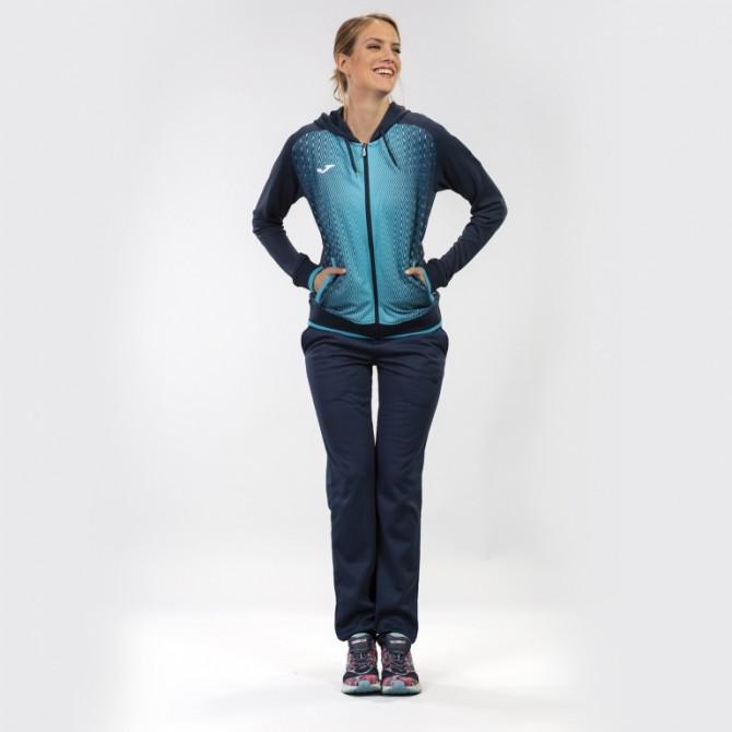 Олимпийка с капюшоном женская SUPERNOVA 900891.342
