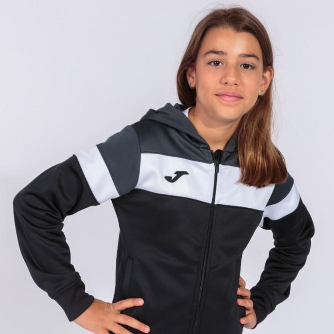 Олимпийка с капюшоном женская CREW IV 901041.110